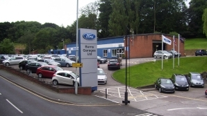 Burns Garages Of Congleton Cheshire Ford Dealership